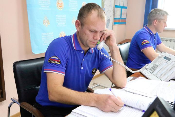 Силы МЧС по Хакасии работают в режиме повышенной готовности