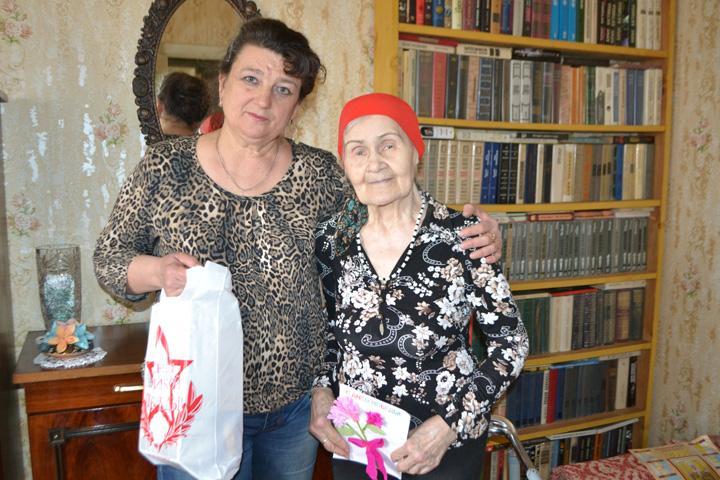 В Хакасии присмотр за пожилыми на дому еще востребованная услуга