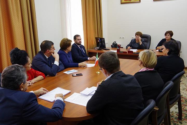 Депутат Госдумы от Хакасии намерена озвучить проблемные вопросы на федеральном уровне