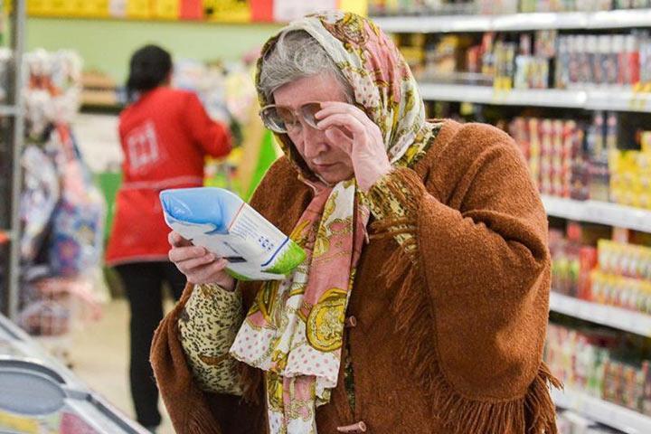 Россияне теряют 440 млрд рублей ежегодно из-за продуктового эмбарго