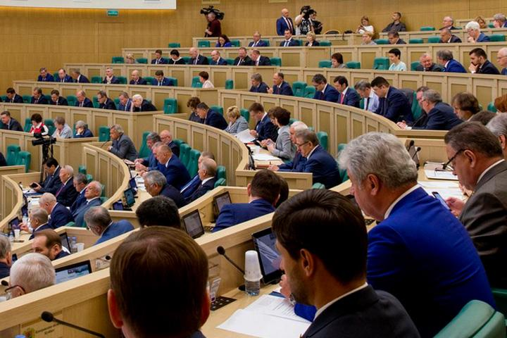 Выступление Штыгашева в Совфеде по налогам нашло отклик у Матвиенко