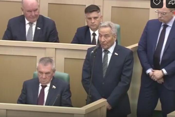 Совет Федерации ОБОМЛЕЛ от заявлений Штыгашева