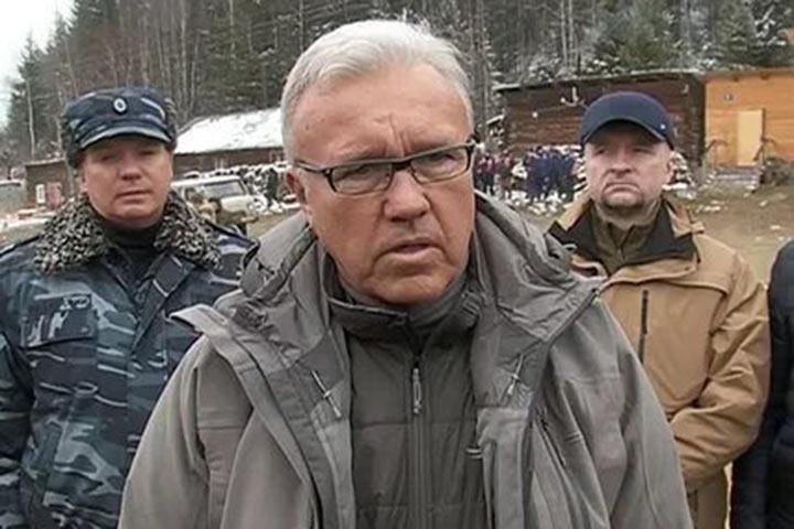 Александр Усс с места трагедии в Курагинском районе