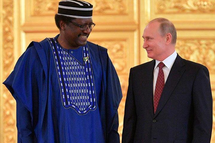 Российские военные отправятся еще в одну страну Африки - в Нигерию