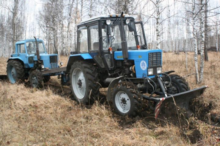 Хакасия готовится встретить новые лесные пожары