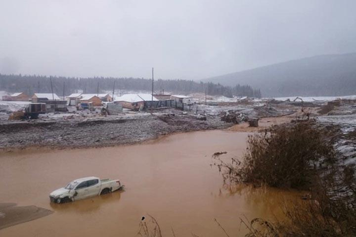 Трагедия в Курагинском районе затронула четыре региона. Хакасия в их числе