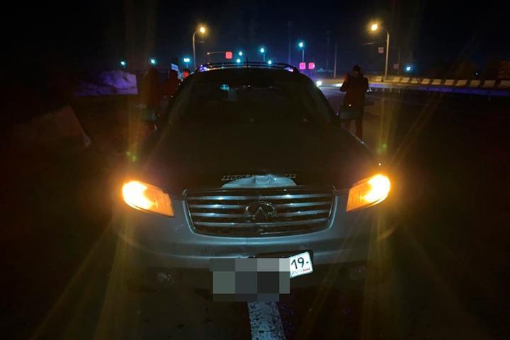 ДТП в Молодежном: водительница Infinity отрицает, что сбила школьницу на пешеходном переходе