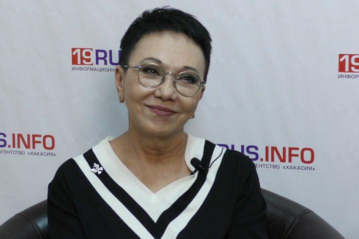 Лариса Шойгу об итогах работы в Хакасии: Это был разговор на равных — главы республики и депутата Госдумы