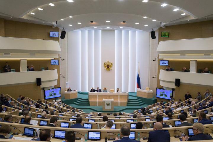 Сенаторы от Хакасии поддержали законопроект об иностранных агентах
