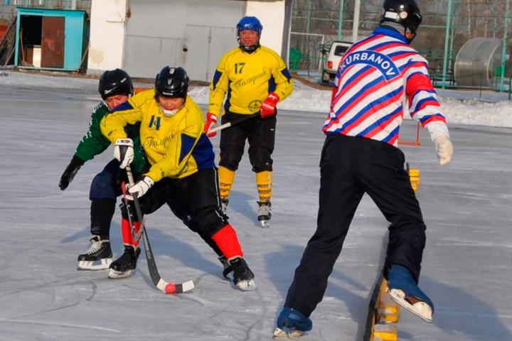 Кубок Хакасии по хоккею с мячом пройдет в ближайшие выходные в Усть-Абакане
