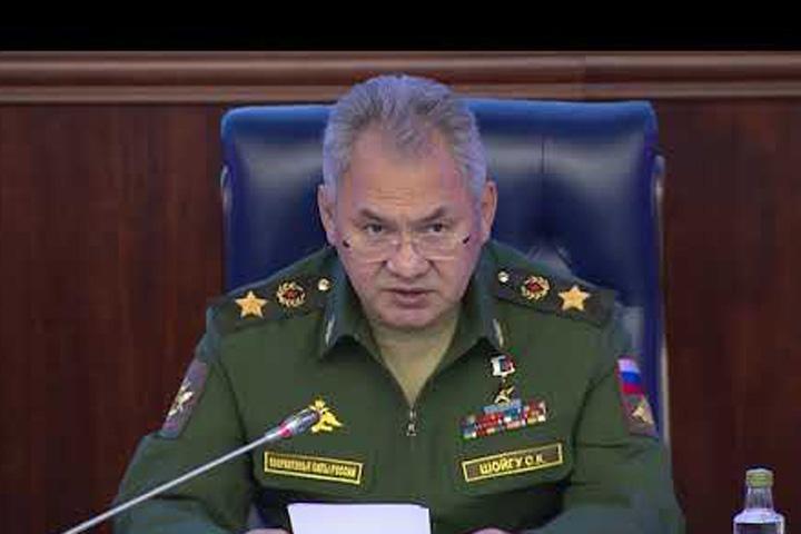 За что министр обороны Сергей Шойгу наградил губернатора Кузбасса