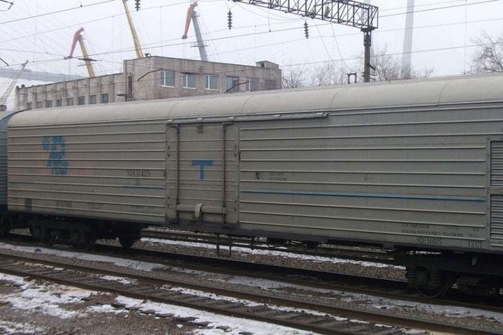 Подросток погиб от удара током на крыше поезда