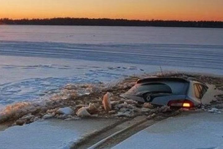 Тело утонувшего рыбака обнаружено на Красноярском водохранилище