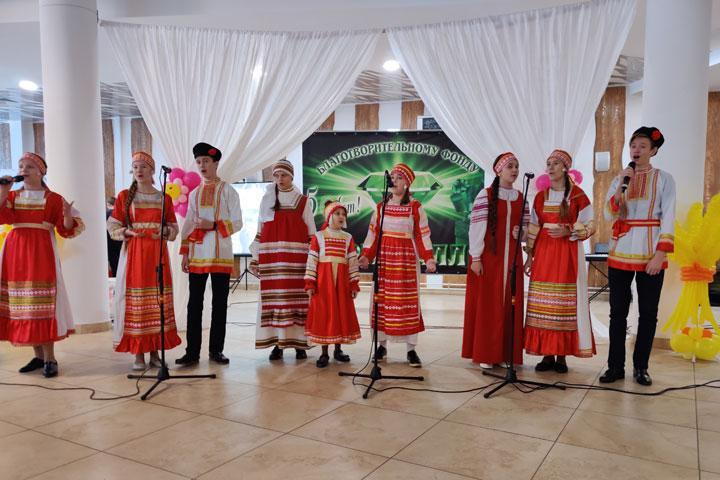 Невероятно светлым и душевным получился День инклюзии в главном музее Хакасии