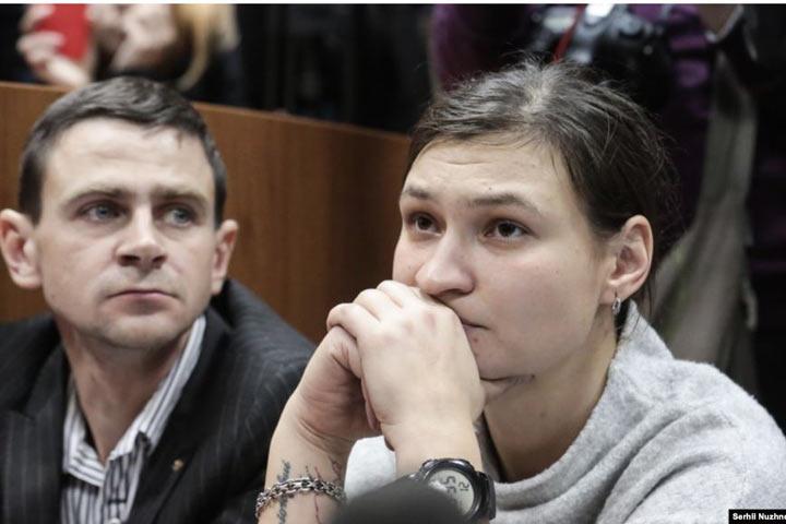 Задержанную по делу об убийстве Шеремета поместили под домашний арест
