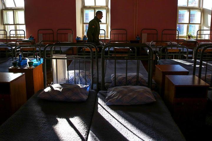 Призрак дедовщины вернулся в казармы