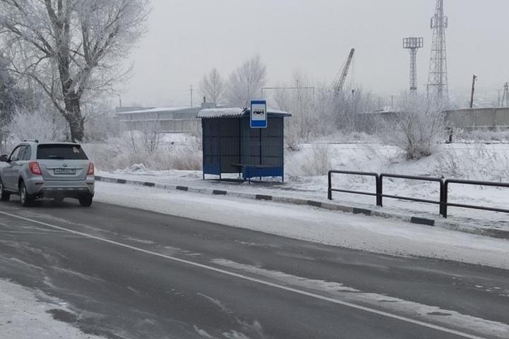 Шесть новых автобусных павильонов установили в Хакасии