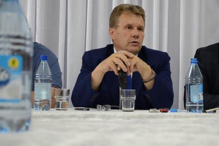 Юрий Курлаев: Встреча с Сергеем Меняйло была конструктивной