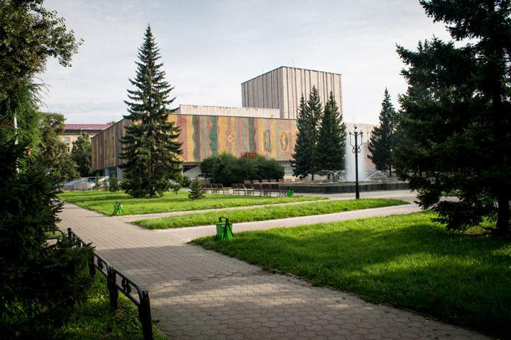 В Хакасии запускают новый проект - Лермонт.offклуб